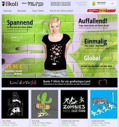 Produkttest der T-Shirts von Likoli --- www.produkttest-welt.de