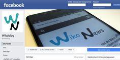 Wikoblog auf Facebook – Wir brauchen eure Hilfe