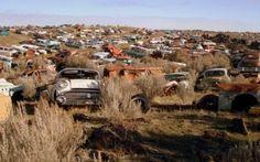 Wendell-junkyard