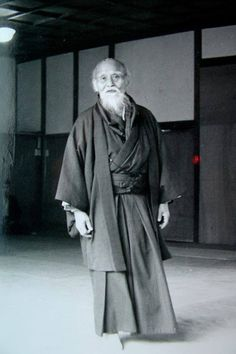 FOUNDER OF AIKIDO
