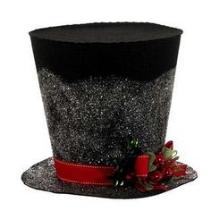 Saw this hat in person on Mackinaw Island and in love with it. Great tree topper!