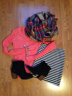 target blanket scarf, kohl's sweater, forever 21 boots, and a skirt form a pop up shop in greenwich, london.