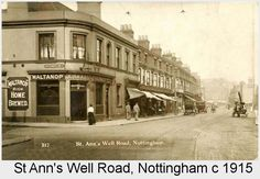 View all the latest pictures in the gallery, St Ann& and the Wells Road in 34 nostalgic pictures, on Nottingham Post. Old Pictures, Old Photos, Nottingham Pubs, Nostalgic Pictures, Old Pub, Good Old Times, St Anne, Family History, Saints