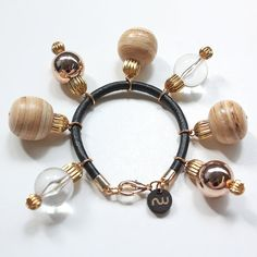 charm bracelet.