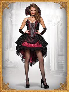 Vampire's Vixen Women's Costume