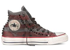 Converse Chuck Taylor Washed Canvas Hi Top Turtledove 136717C : American Athletics