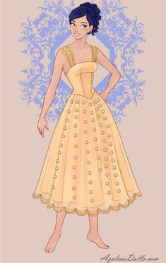 Joy from Inside Out in Wedding Dress Design dress up game