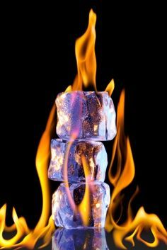 Fire and Ice on Pinterest | Ice Sculptures, Snow Sculptures and Fire