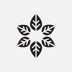 Leaf Logo - Made by John Zabawa