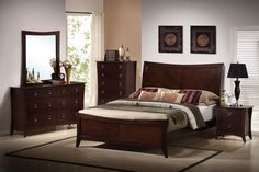 California King Bed F9172-Ck