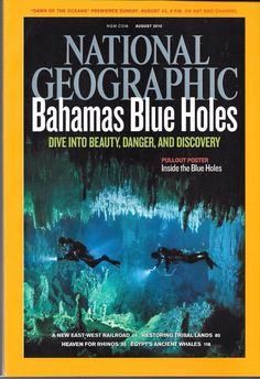 National Geographic Magazine - August 2010 - Vol. 218, No. 2