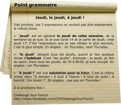 le pronom On French Language Lessons, French Language Learning, French Lessons, French Class, Teaching French, Grammar Posters, French For Beginners, Media Communication, French Tips