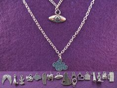 Hey, I found this really awesome Etsy listing at https://www.etsy.com/listing/461056836/podcast-two-layered-necklace-with-the