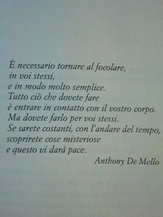 A. De Mello