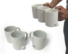 Link Mug (pack of 3)