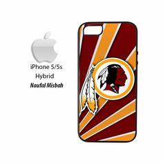 Washington Redskins #2 iPhone 5/5s HYBRID Case Cover