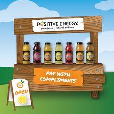 #Win Positive Energy Drinks= US only ends 5/29 #PositiveEnergy #SizzlingSummer