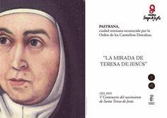 Pastrana: «La mirada de Teresa de Jesús»