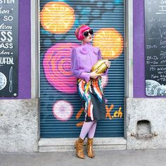 An outfit is never complete until you find the matching shutters! See more of this look and read a summary of my birthday blues on the blog.  Picture @marcoborromeo  #saraisinlovewith #ootd #zhiim #colourineverything #pinkhairdontcare #swissfashionblogger #influencer #streetstyle #gucci #love #bowblouse #immyownpresent #birthdaygirl Bow Blouse, Summary, Pink Hair, Shutters, Girl Birthday, Blues, Gucci, Ootd, Street Style