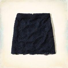 Girls Lace A-Line Skirt | Girls Dresses & Rompers | eu.HollisterCo.com