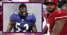 Ray Lewis Blasts Colin Kaepernick, Boldly Tells 49ers Quarterback What To Do
