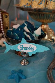Under the Sea/Mermaid Birthday Party Ideas | Photo 1 of 54