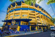 LA bombonera Messi, Real Madrid, South America, Opera House, Football, Halloween, World Football, Tatoo, Argentina