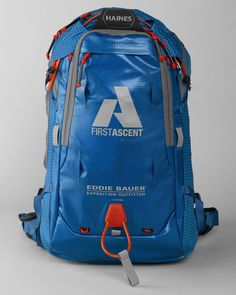 Haines Pack | Guide built by some of the best in the industry, the Haines pack is built for day trips in the back country to long term traverse and multiday use.