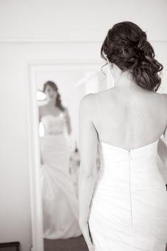 Wedding Hair: Up or Down? #hairstyles #weddinghair