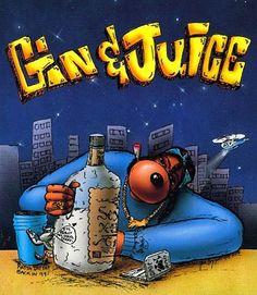 Gin and Juice Snoop Dogg Cover Wallpaper, Rap Wallpaper, Snoop Dogg, Arte Do Hip Hop, Rap Album Covers, Drugs Art, Hip Hop Classics, Black Cartoon Characters, Dope Cartoon Art