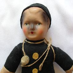 old chimney sweep doll