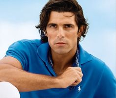 Professional Argentine polo player and Ralph Lauren model NACHO FIGUERAS--as yummy as his name!!