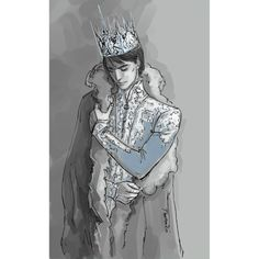 "Dorian, the reluctant King (""Throne of Glass"" by Sarah J. Maas @therealsjmaas ) #Throne_of_Glass #Dorian_Havilliard #SJMaas #illustration #art #fanart #characters #books #novels #YA #Sarah_J_Maas #Queen_of_Shadows #Dorian #Havilliard #King #crown #boys #guys #digital #Wacom #PhantomRin"
