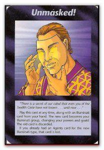 Illuminati Card Unmasked