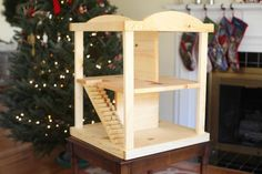 Dollhouse diy, free plans