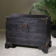 Carino Hardwood Trunk Table | Overstock™ Shopping - Great Deals on Coffee, Sofa & End Tables