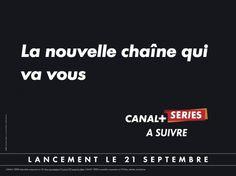 BETC pour Canal + Séries