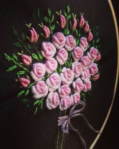 #love #rose#刺繡#手仕事のある暮らし