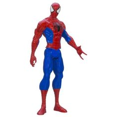 Marvel Ultimate Spider-Man - Titan Hero Series Spider-Man Figure