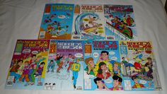 New Kids On The Block Comic Books - I still have mine. :)