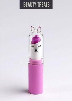 Beauty Treats Bunny Lip Balm