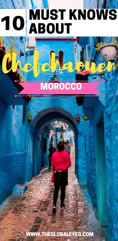 Check out the things that striked me the most when I visited Chefchaouen Morocco. They will surprise you :) #chefchaouen #morocco #travel #travelmore #traveltips