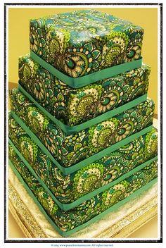 Vera Bradley cake!!