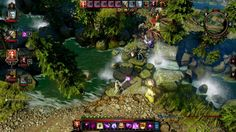 The excellent Divinity: Original Sin isn't a look into the history of role-playing games, but instead a look into their future.