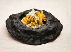 El mejor plato de pasta del mundo se encuentra el restaurante Debeluh, na Eslovênia.