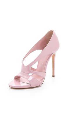 Casadei Patent Leather Sandals | SS 2014 | LBV ♥✤ | KeepSmiling | BeStayExquisite