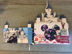 ALBUM SCRAPBOOKING DISNEY