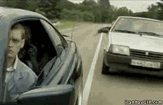 How I handle road rage...