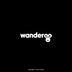 Logo Design   Wanderoo  Copyright.karanmehta.2016
