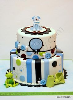 Cake by Cakes by Maylene